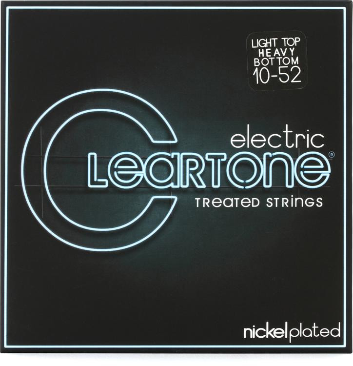 Cleartone 9420 EMP Electric Guitar Strings - .010-.052 Lt Top/Hvy Bottom image 1