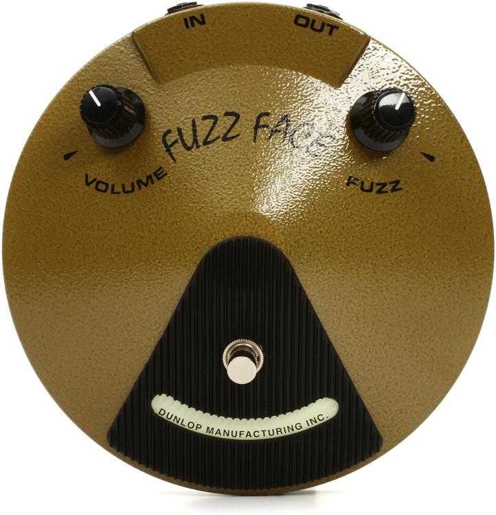 Dunlop EJF1 Eric Johnson Fuzz Face Pedal image 1