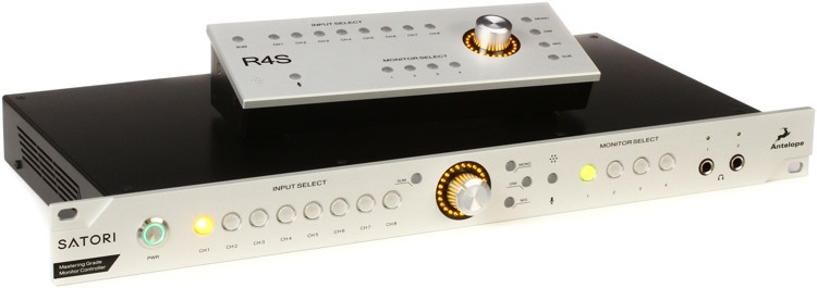 Antelope Audio Satori - with R4S Remote image 1