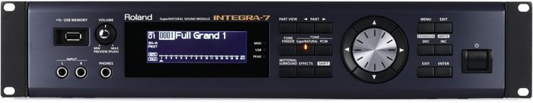 Roland Integra-7 Synthesizer Module image 1