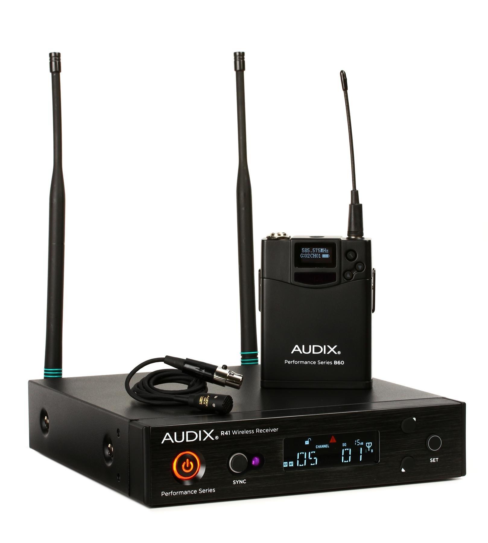 Audix Ap41 L10  Lavalier Wireless Image 1