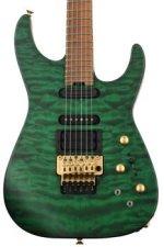 Jackson USA Signature Phil Collen PC1 - Satin Trans Green