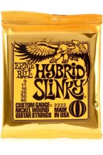 Ernie Ball 2222 Hybrid Slinky Nickel Wound Electric Strings