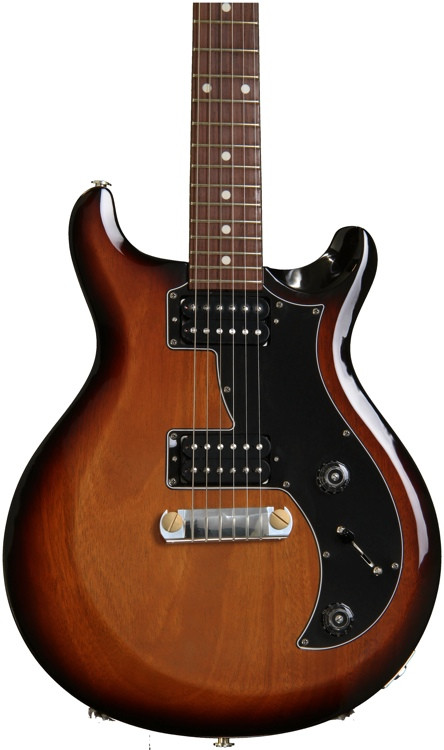 prs s2 mira with dot inlays mccarty tobacco sunburst sweetwater. Black Bedroom Furniture Sets. Home Design Ideas
