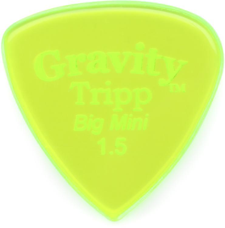 Gravity Picks Tripp - Big Mini, 1.5mm image 1