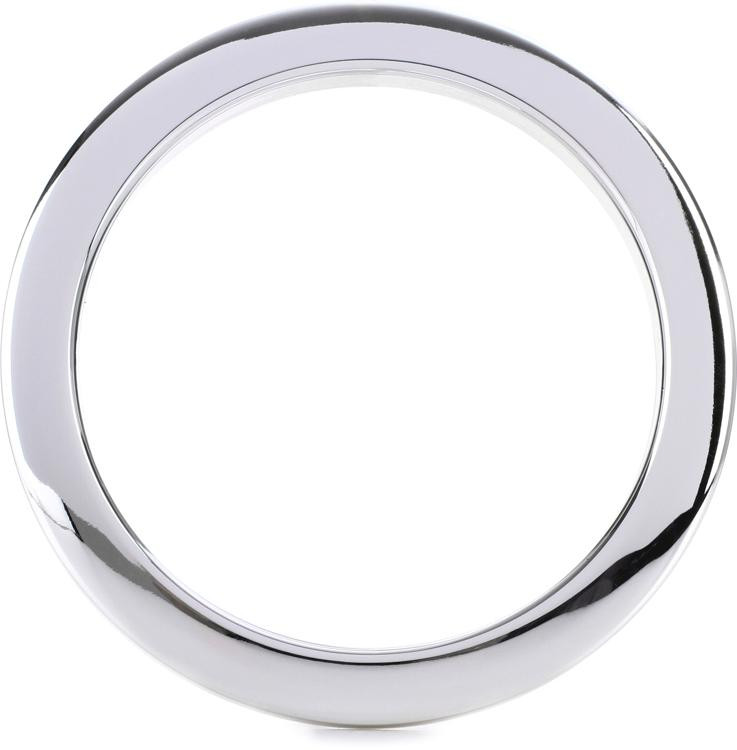 bass drum o 39 s port hole ring 4 chrome sweetwater. Black Bedroom Furniture Sets. Home Design Ideas