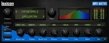Lexicon MPX Native Reverb Plug-in