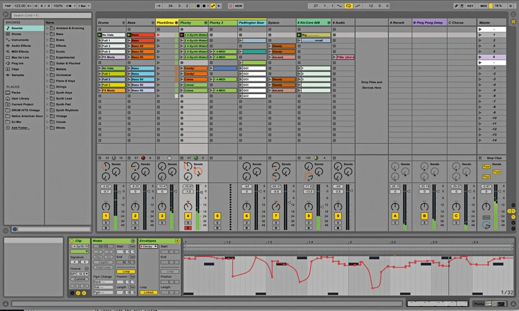 Ableton Live 9 Intro (download) image 1
