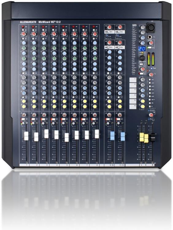 Allen & Heath MixWizard WZ4 12:2 Mixer with Effects image 1