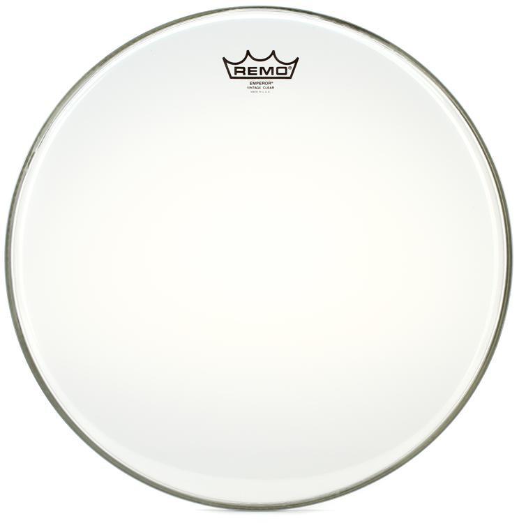 Remo Vintage Emperor Clear Drum Head - 16
