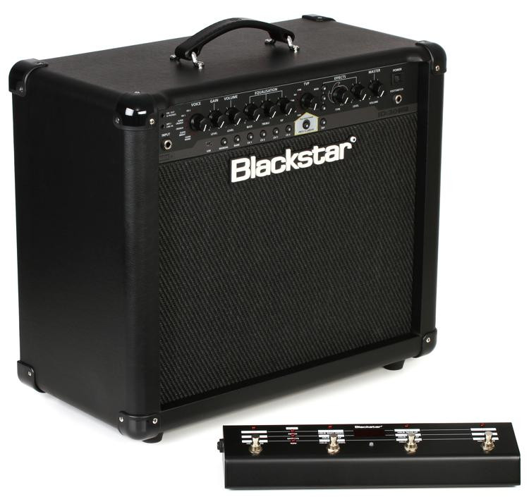 Blackstar ID:30 TVP Bundle 30-watt 1x12