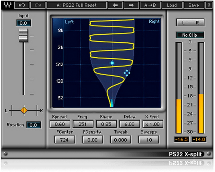 Waves PS22 Stereo Maker Plug-in image 1