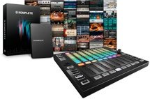 Native Instruments Maschine Jam with Upgrade to Komplete 11 Ultimate