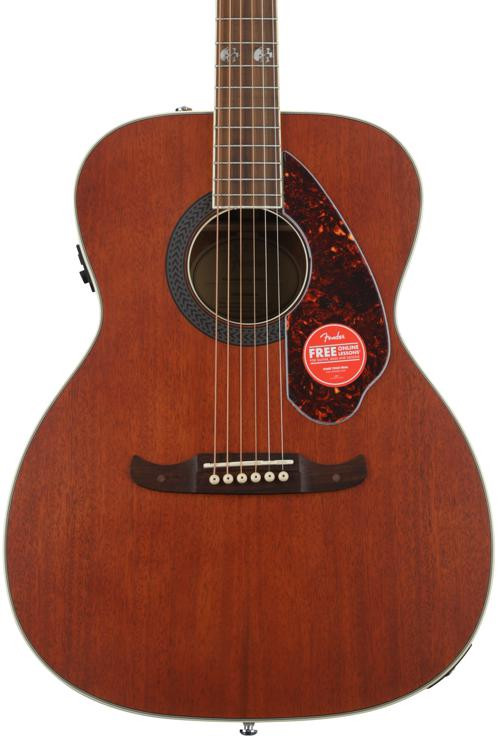 Tim Armstrong Hellcat - Natural with Walnut Fingerboard