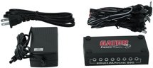 Gator G-BUS-8-US - Pedal Board Power Supply