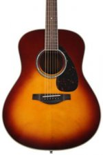 Yamaha LL6 ARE - Brown Sunburst