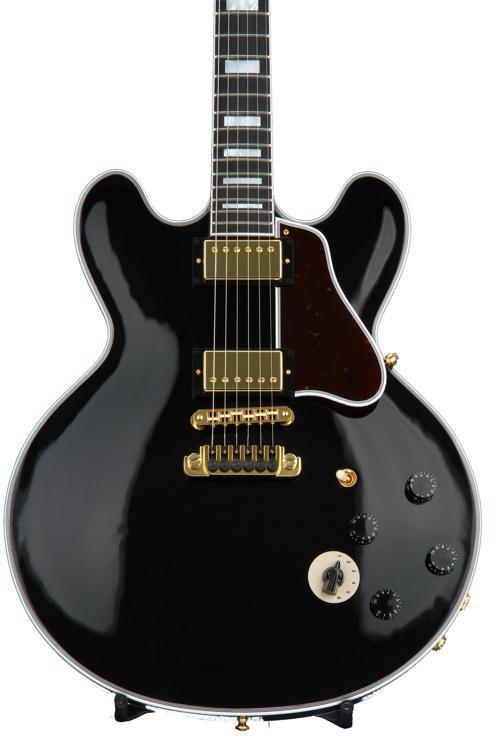 Gibson Memphis B.B. King Lucille - Ebony image 1
