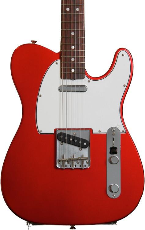 fender american vintage 39 64 telecaster candy apple red sweetwater. Black Bedroom Furniture Sets. Home Design Ideas