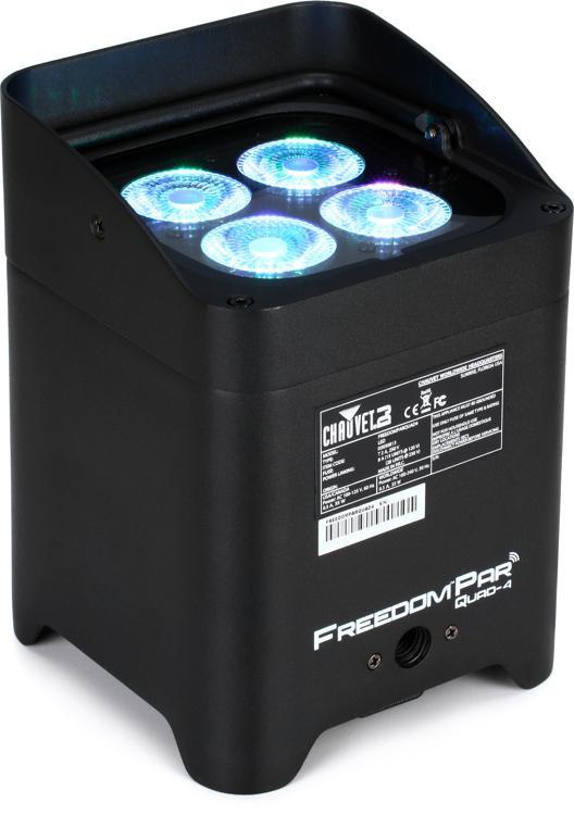 Chauvet DJ Freedom Par Quad-4 RGBA Wireless Par image 1