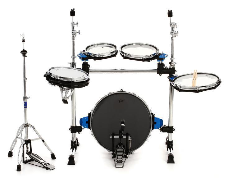 traps portable acoustic drum set sweetwater. Black Bedroom Furniture Sets. Home Design Ideas