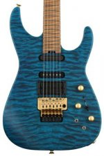 Jackson USA Signature Phil Collen PC1 - Satin Trans Blue