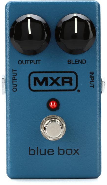 MXR M103 Blue Box Octave Pedal image 1