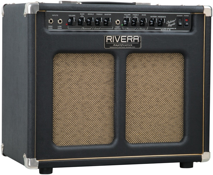 Rivera Clubster Royale 50-watt 1x12