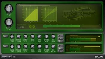 McDSP SPC2000 Native v6 Plug-in image 1