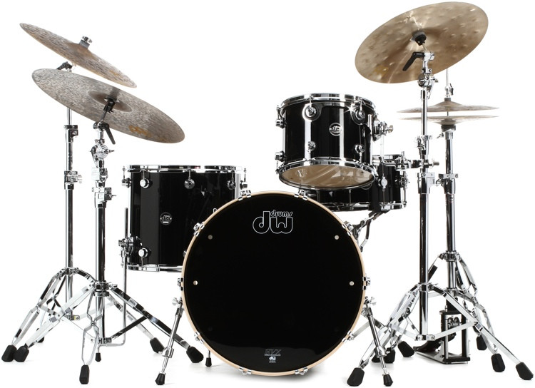 DW Performance Series 4-piece Shell Pack with Snare - 22