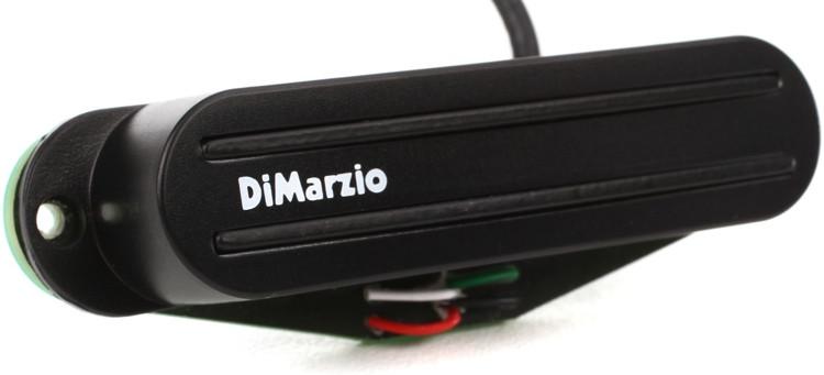 DiMarzio The Cruiser Bridge Single Coil Pickup - Black image 1