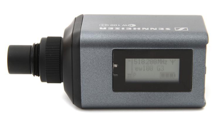 Sennheiser SKP 100 G3 - A Band, 516-558 MHz image 1