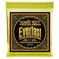 Ernie Ball 2554 Everlast Coated 80/20 Bronze Medium Acoustic Strings