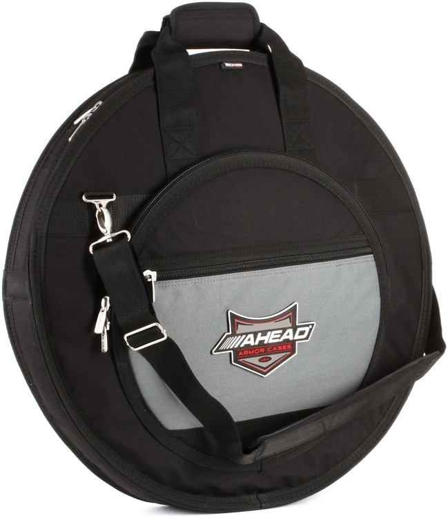 Ahead Armor Cases Deluxe Heavy-duty Cymbal Case - Up to 24