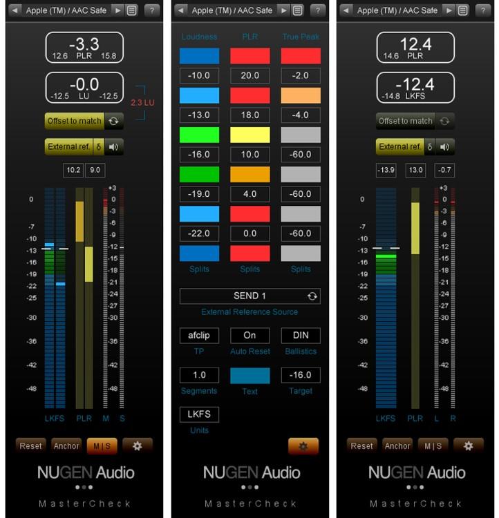 NUGEN Audio MasterCheck Plug-in image 1