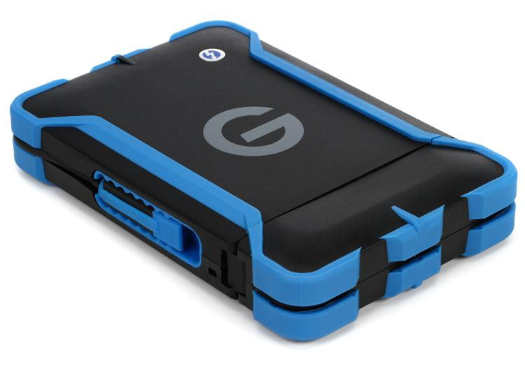 G-Technology G-Drive ev ATC Thunderbolt 1TB Rugged Portable Hard Drive w/ All-Terrain Case image 1