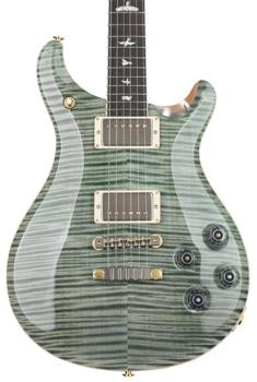 PRS McCarty 594 10-Top - Trampas Green with Pattern Vintage Neck image 1