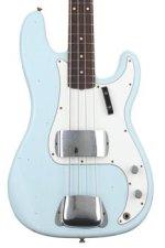 Fender Custom Shop 1962 P Bass Journeyman - Sonic Blue