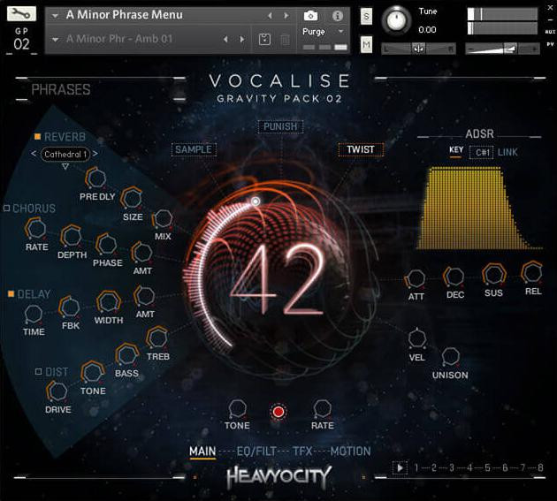Heavyocity Vocalise Gravity Pack 02 image 1