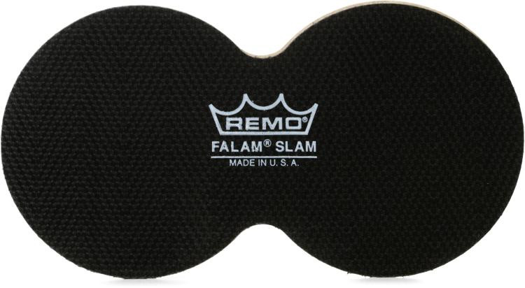 remo falam slam pad 2 5 double kick sweetwater. Black Bedroom Furniture Sets. Home Design Ideas