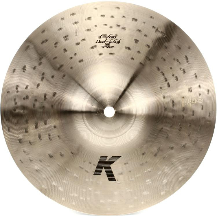 Zildjian K Custom Dark Splash - 10