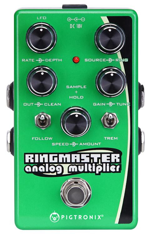 Ringmaster Analog Multiplier Pedal