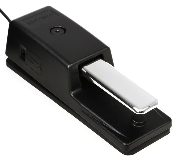 Roland DP-10 Piano-style Sustain Pedal with Half-damper Control image 1