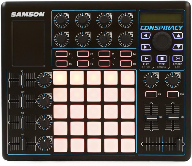 Samson Conspiracy MIDI Control Surface image 1