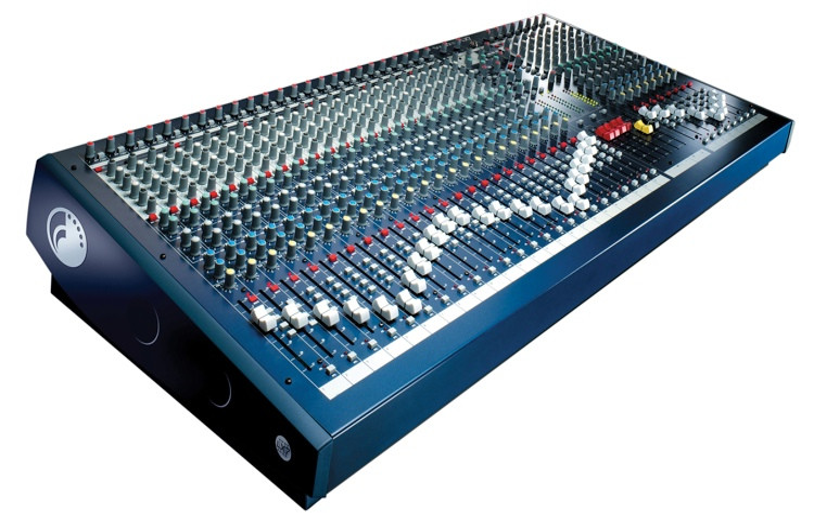 Soundcraft LX7ii 24 image 1