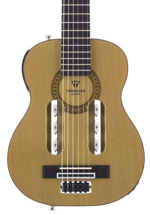 Traveler Guitar Escape Classical - Natural image 1