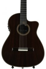 Cordoba Fusion 12 Rosewood - Indian Rosewood Top