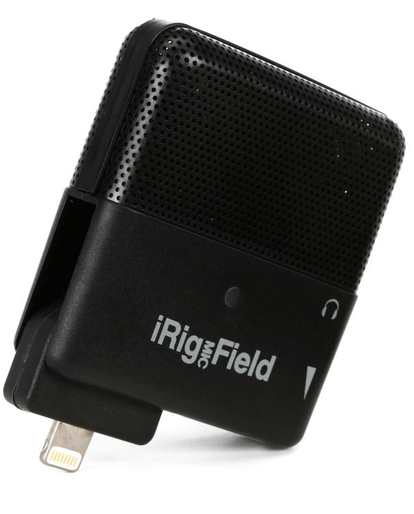 IK Multimedia iRig Mic Field iOS Microphone image 1