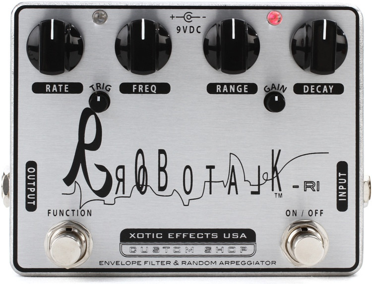 Xotic Custom Shop Robotalk-RI Pedal image 1