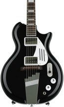 Supro Americana Series Black Holiday - Jet Black