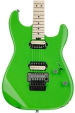 Charvel Pro-Mod San Dimas Style 1 HH Floyd Rose - Slime Green